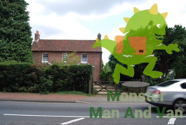 Manor House Man with a Van