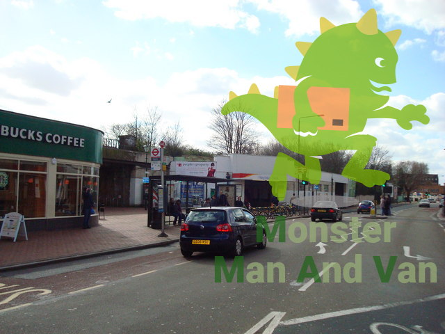 Raynes Park Man with a Van