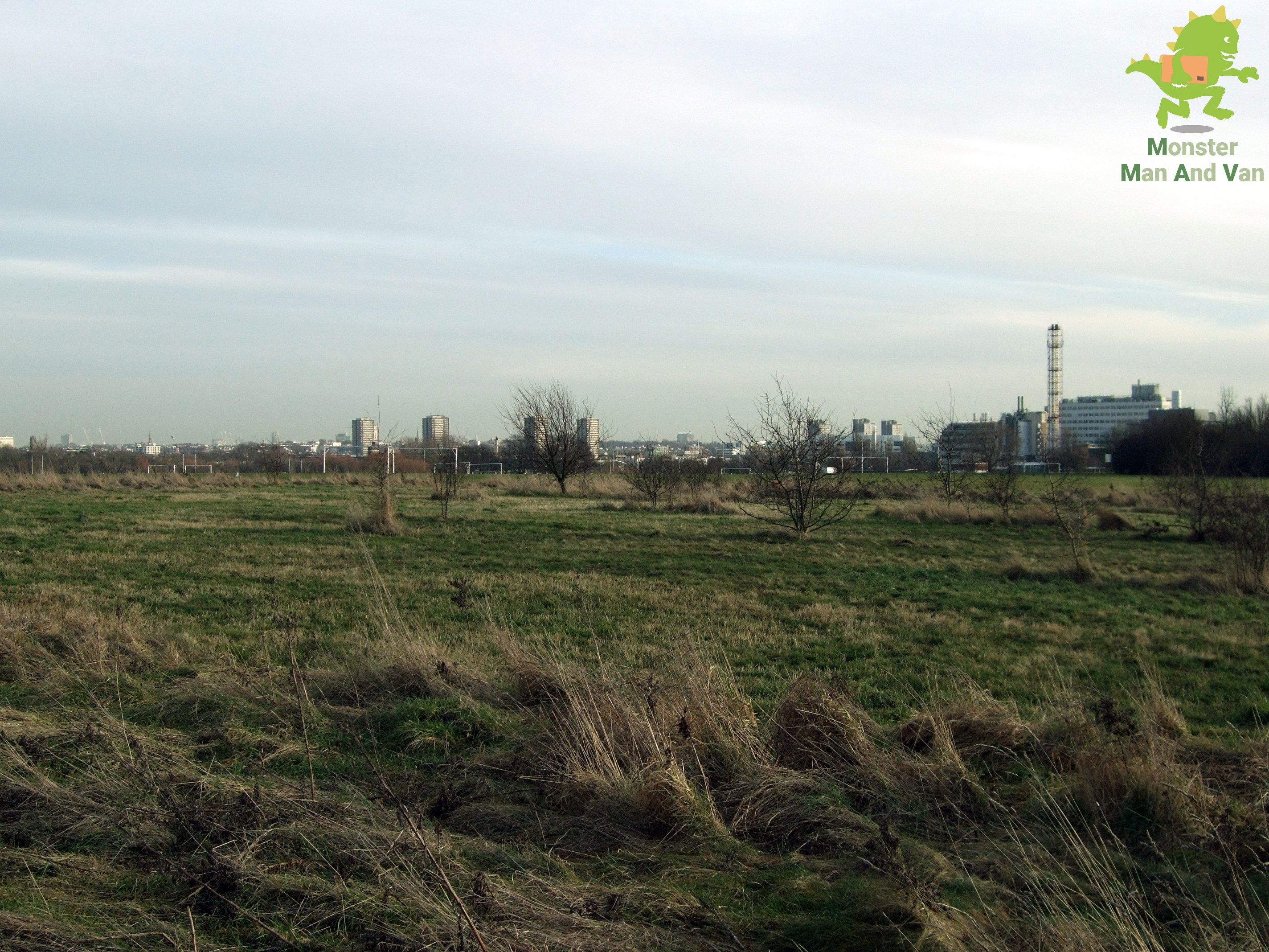 Wormwood Scrubs Man with a Van