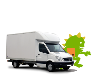 Local Man and vanNW9 ( Kingsbury )