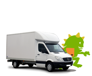 Local Man and vanSW16 ( Norbury )