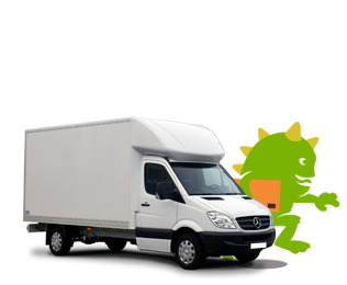 Local Man and vanNW10 ( Old Oak Common )
