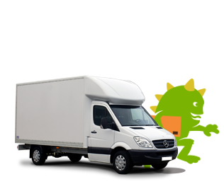 Local Man and vanSW19 ( South Wimbledon )