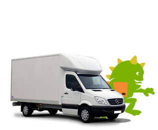 Local Man and vanSW18, SW19 ( Southfields )
