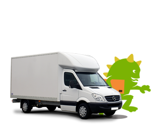 Local Man and vanSW10 ( West Brompton )