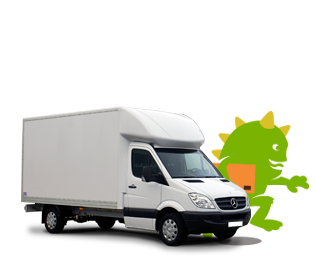 Local Man and vanN21 ( Winchmore Hill )