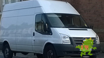 Cheap man with van in London