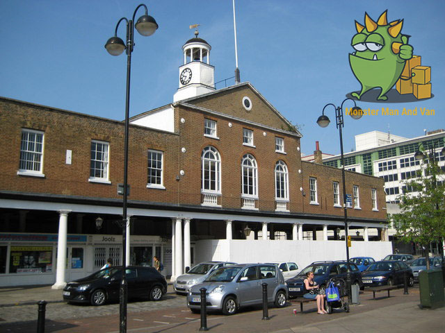 Market House, Uxbridge