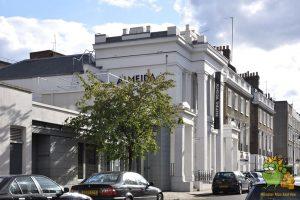 Almeida Theatre in Islington